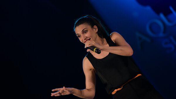 Концерт джазовой группы Cool&Jazzy завершил II Международный джазовый фестиваль в Абхазии, который открылся в Абхазской государственной филармонии 13 июля - Sputnik Абхазия