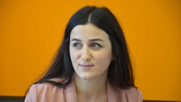Карина Цикутания - Sputnik Аҧсны