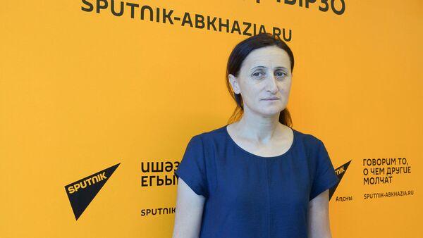 Инга Тания - Sputnik Абхазия