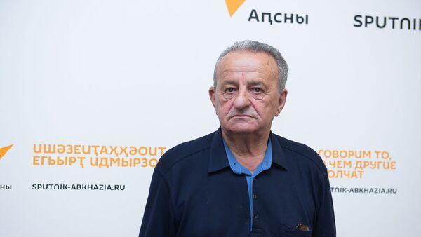 Афилолог Ладикәа Адлеиба - Sputnik Аҧсны