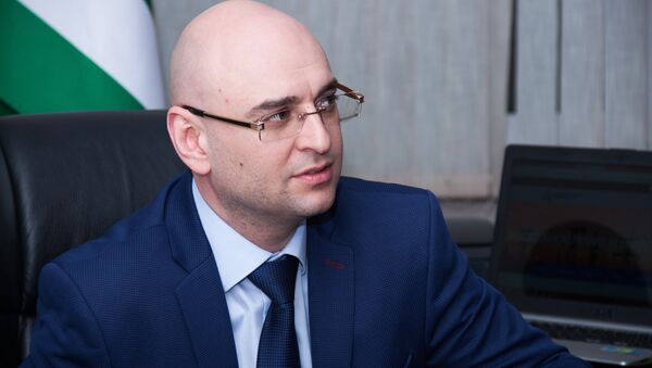 Генеральный директор Черноморэнерго Аслан Басария - Sputnik Аҧсны
