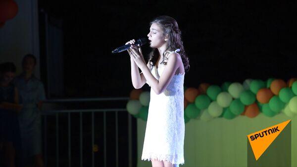 Песни победительницы: Лера Адлейба спела в Орленке - Sputnik Абхазия