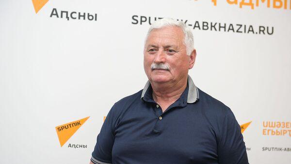 Аӡахәа ааӡаҩ Иури Аӡынба - Sputnik Аҧсны