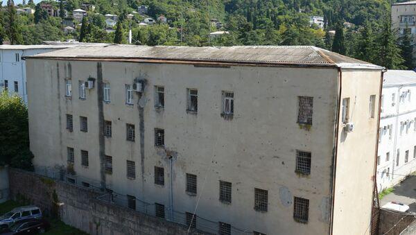 Изолятор временного содержания МВД Абхазии - Sputnik Абхазия