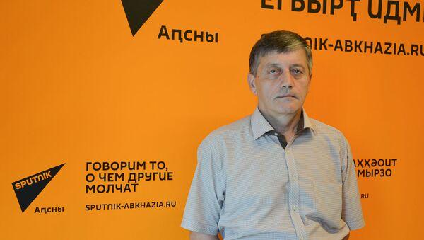 Зураб Аргәын - Sputnik Аҧсны