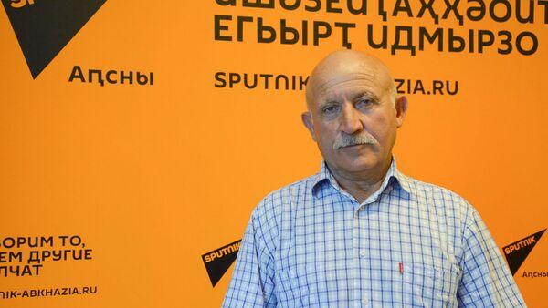 Юрий Плиев - Sputnik Абхазия