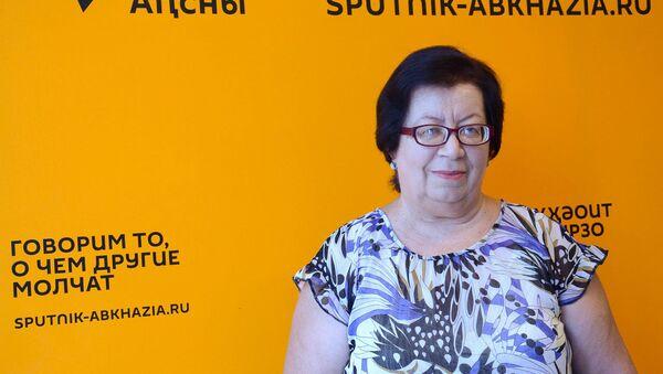 Лили Хагба - Sputnik Аҧсны