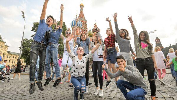 Ты супер! Танцы - прогулка по Москве - Sputnik Абхазия