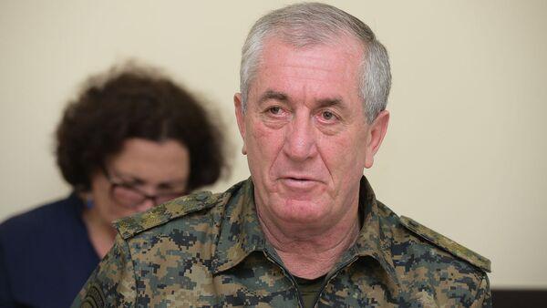 Встреча с представителями МВД в общественной палате - Sputnik Абхазия