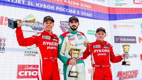 Дмитрий Гвазава на гонке российской серии Mitjet в Казани - Sputnik Аҧсны