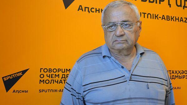 Геннадий Аламиа - Sputnik Аҧсны