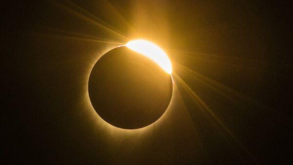 Солнечное затмение в США - Sputnik Абхазия