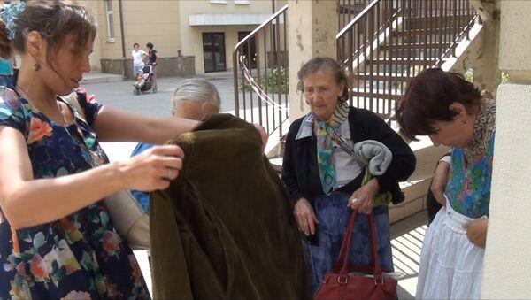 В Ростове в пункты размещения пострадавших обратились около 70 человек - Sputnik Абхазия