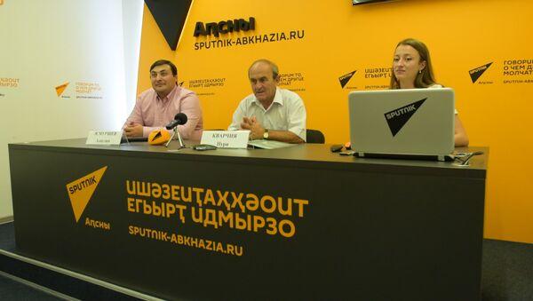 Дружба без границ: Нури Кварчия рассказал, чего ждать от фестиваля вокалистов в Сухуме - Sputnik Абхазия