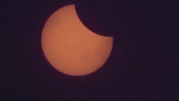 Кадры солнечного затмения в США - Sputnik Абхазия