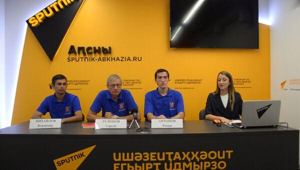 Между 18-й и 19-й: Оборонная тропа подвела в Sputnik итоги экспедиции - Sputnik Абхазия