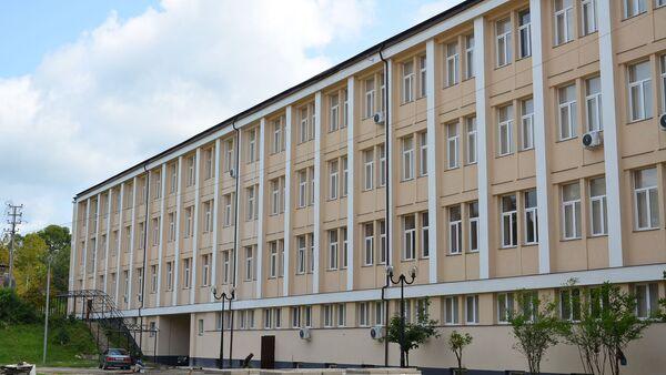 Ремонт в АГУ - Sputnik Абхазия