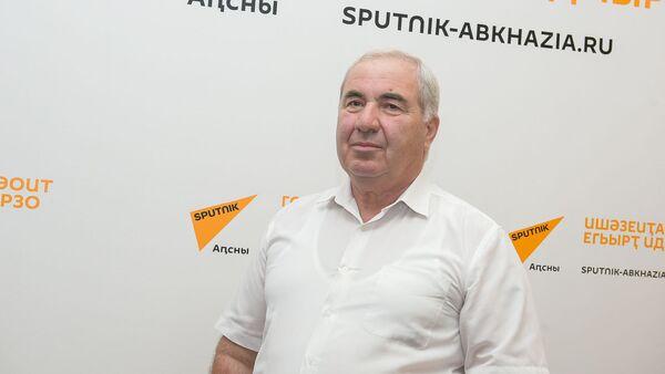 Нугзар Ашуба - Sputnik Аҧсны