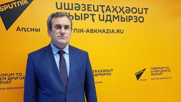Адгур Какоба - Sputnik Аҧсны