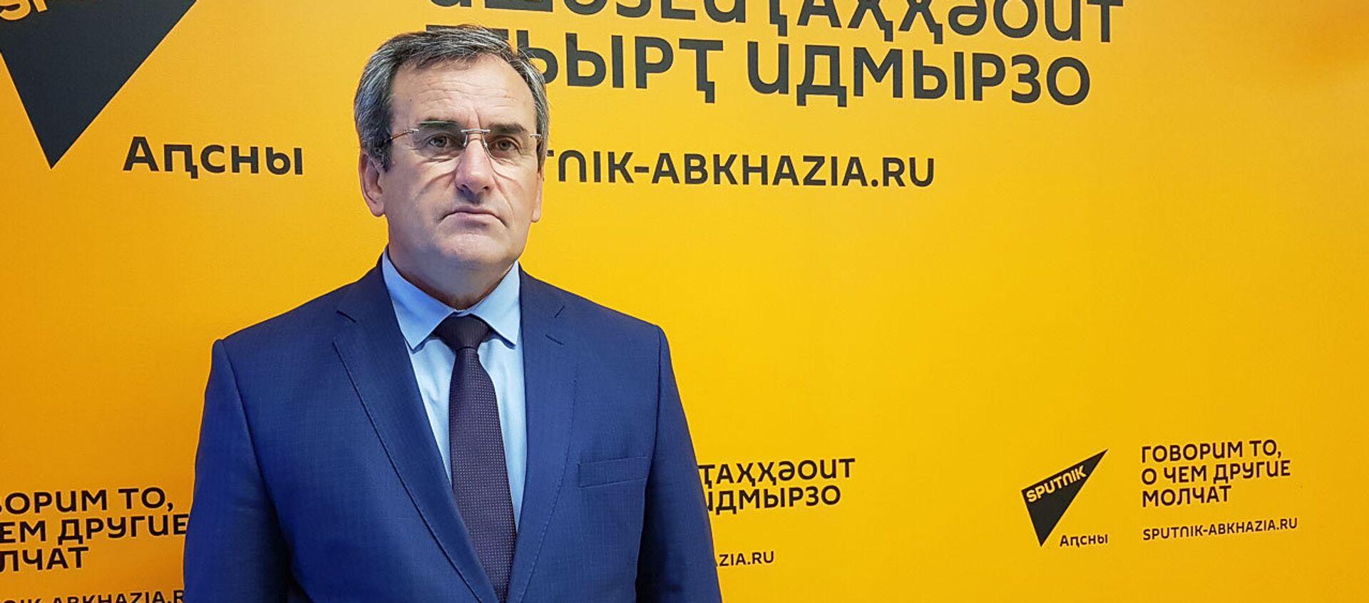 Адгур Какоба - Sputnik Аҧсны, 1920, 15.07.2019