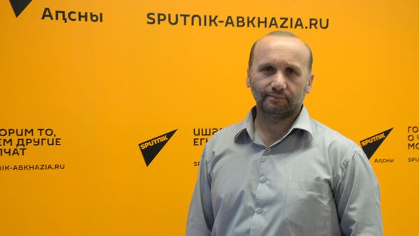 Джамбул Жордания - Sputnik Аҧсны
