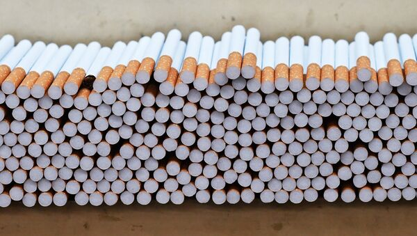 Сигареты - Sputnik Аҧсны