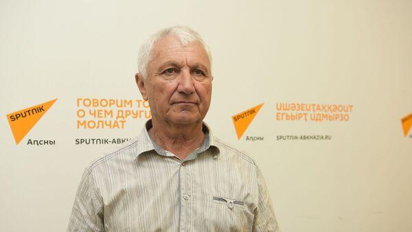 Аҟәатәи аҳаирбаӷәаза аиҳабы Виачеслав Ешба - Sputnik Аҧсны