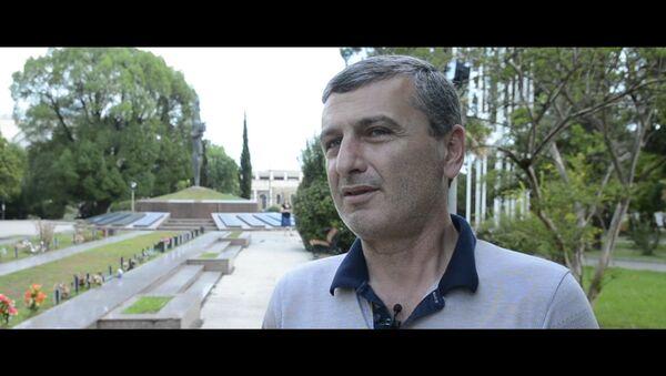 Опознанный 20 лет спустя: пропавший без вести Тариэл Табагуа - Sputnik Абхазия