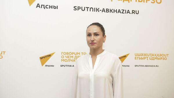 Илона Цвейба - Sputnik Аҧсны