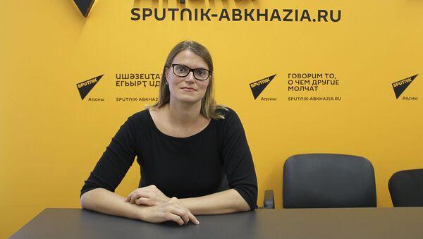 Хелен Старе - Sputnik Абхазия