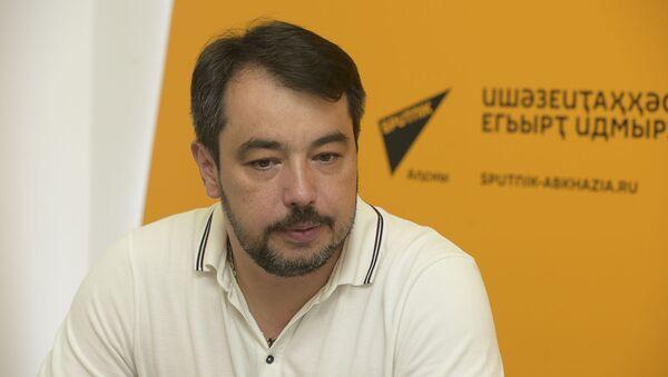 Игорь Жигун - Sputnik Абхазия