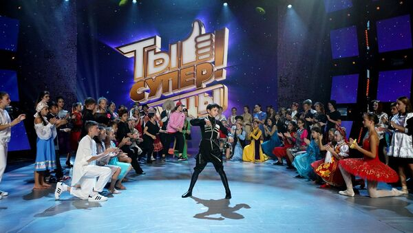 Участники шоу Ты супер!Танцы на канале НТВ - Sputnik Аҧсны