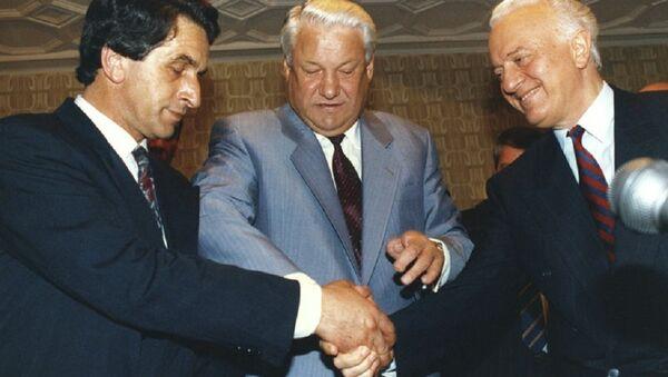 В.Г. Ардзинба - Sputnik Абхазия