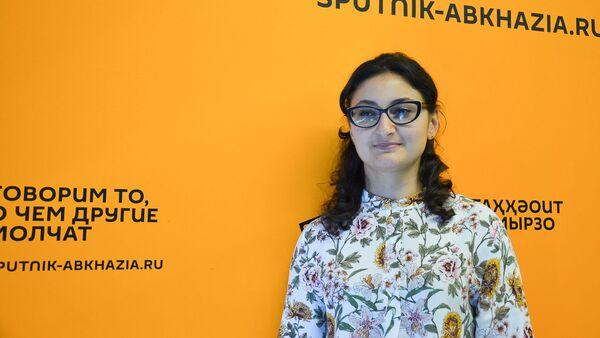 Фаина Горухчиева - Sputnik Аҧсны