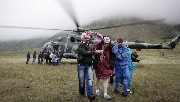 В Кабардино-Балкарии более 500 туристов заблокированы из-за схода селя - Sputnik Абхазия