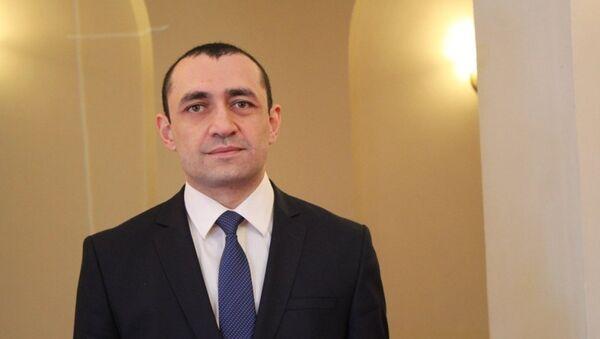 Давид Сангулия - Sputnik Абхазия