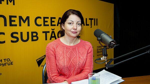 Людмила Кузнец - Sputnik Абхазия