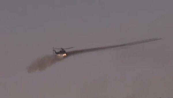Сирийская армия опубликовала видео боев на подступах к Дейр-эз-Зору - Sputnik Абхазия