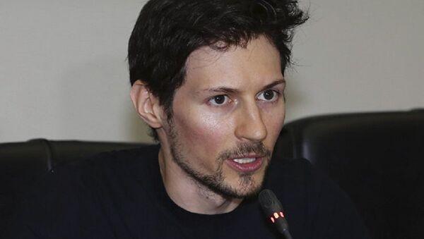 Павел Дуров - Sputnik Абхазия