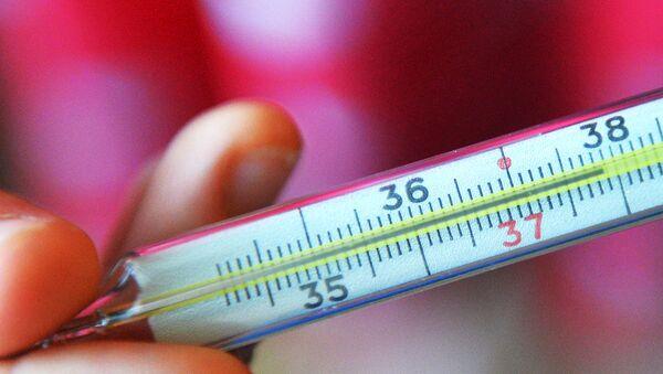 Ртутный градусник для измерения температуры - Sputnik Аҧсны