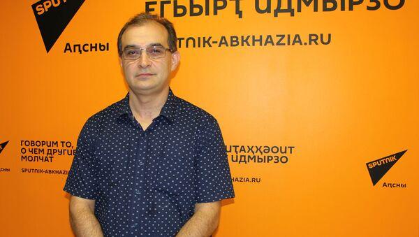 Давид Терзян - Sputnik Абхазия