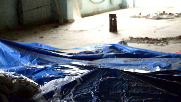 Протечка крыши в доме печати - Sputnik Абхазия