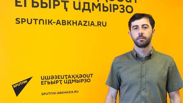 Эснат Сангулия - Sputnik Аҧсны