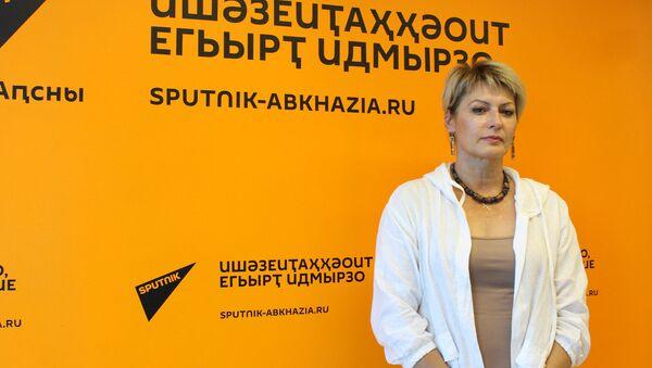 Татьяна Эмухвари - Sputnik Абхазия
