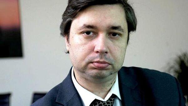 Дмитрий Голубовский  - Sputnik Абхазия