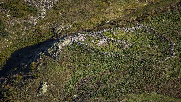 Ацангуары в горах Восточной Абхазии - Sputnik Абхазия