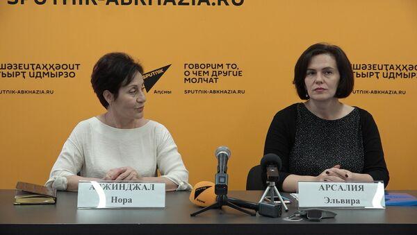 Хранители золотого фонда: итоги гастролей Абхазской хоровой капеллы подвели в Sputnik - Sputnik Абхазия