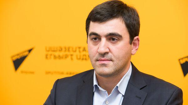 Борис Барциц - Sputnik Абхазия