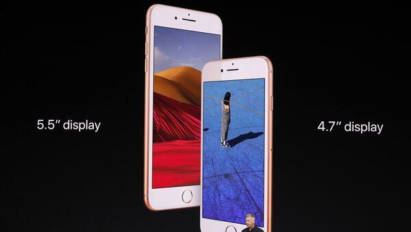 Компания Apple представила iPhone 8 и iPhone 8 Plus - Sputnik Абхазия