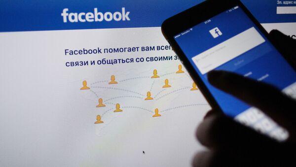 Социальная сеть Фейсбук - Sputnik Абхазия